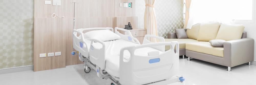 Behangpapier voor de medische sector