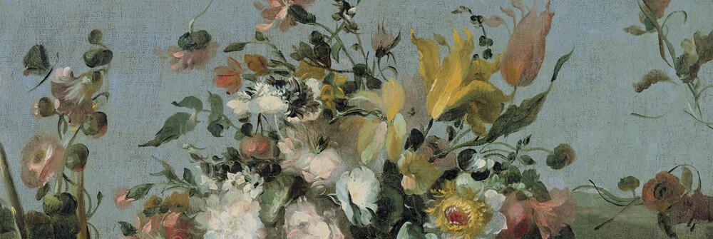 Stillevens & bloemen behangpapier