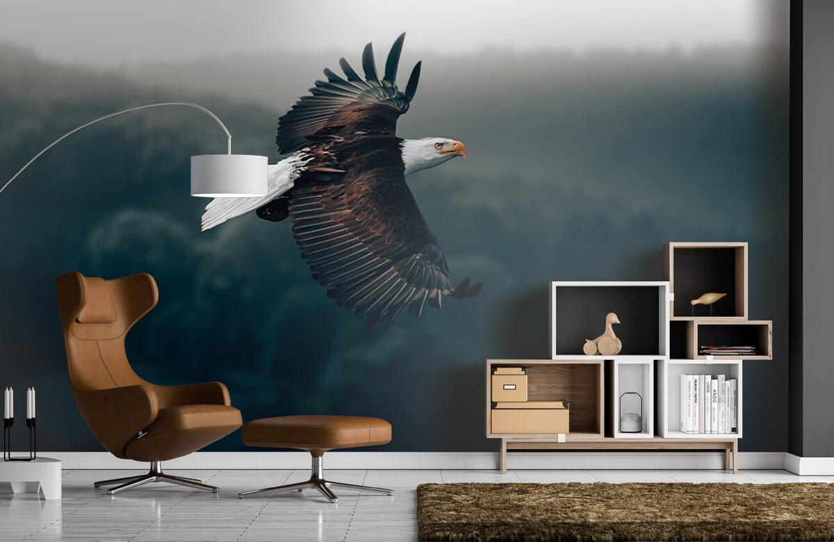 dieren Vliegende adelaar 7
