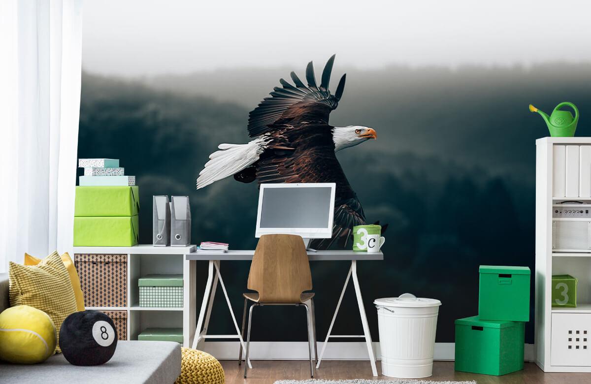 dieren Vliegende adelaar 10