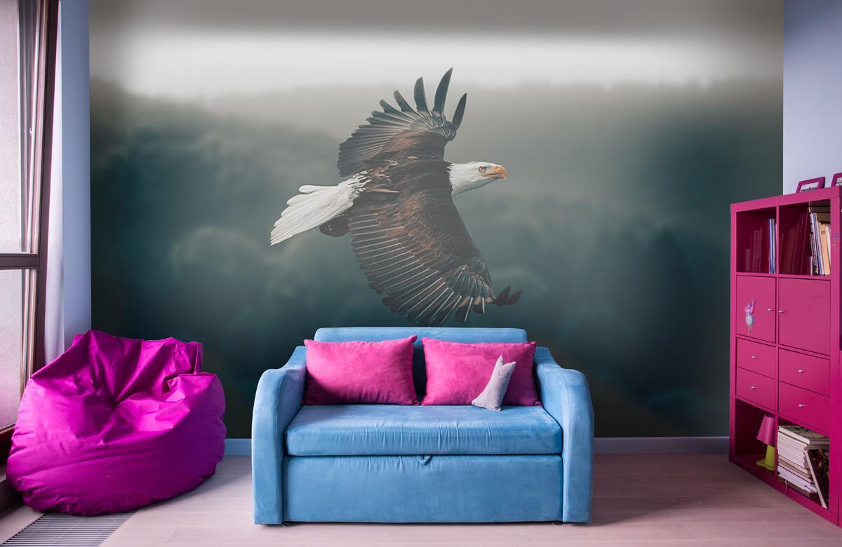 dieren Vliegende adelaar 11
