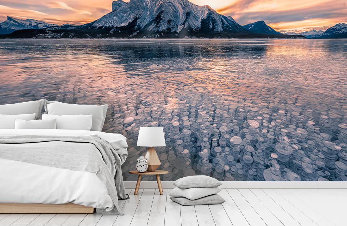 Sunrise in Bubble Lake 11