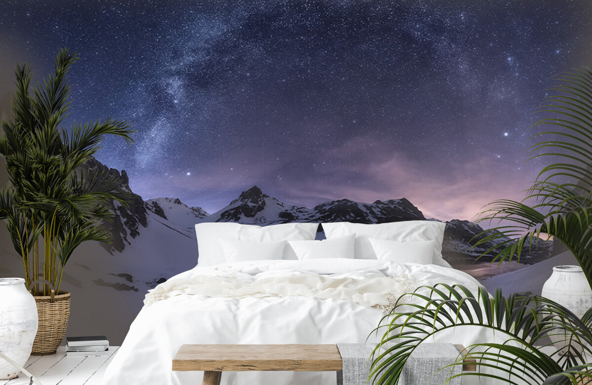 Stars in the night 1