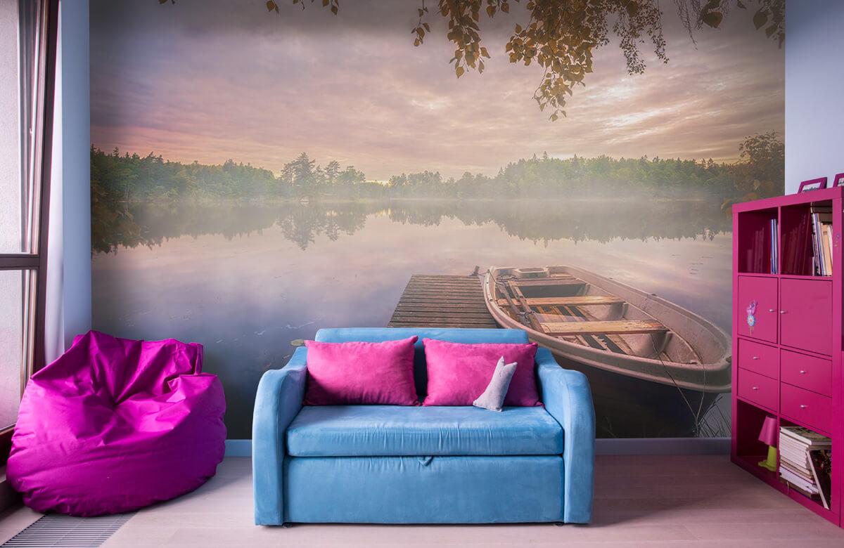 Colorful lake 5
