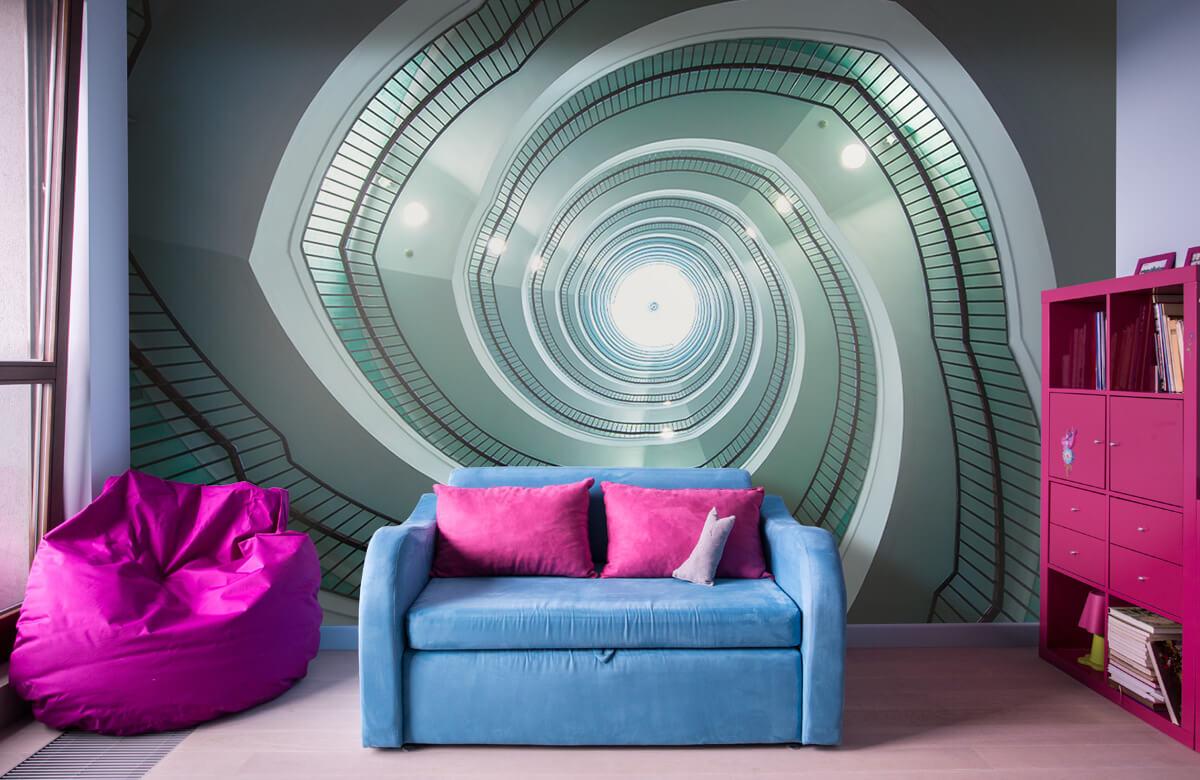 Luminous tunnel 10