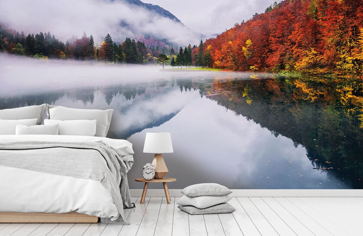 Autumn reflections 9