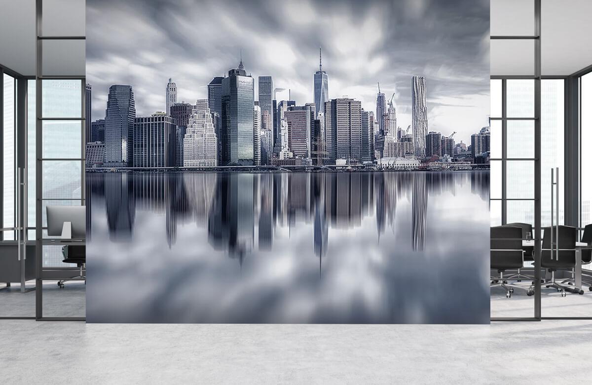 Manhattan Reflection 6