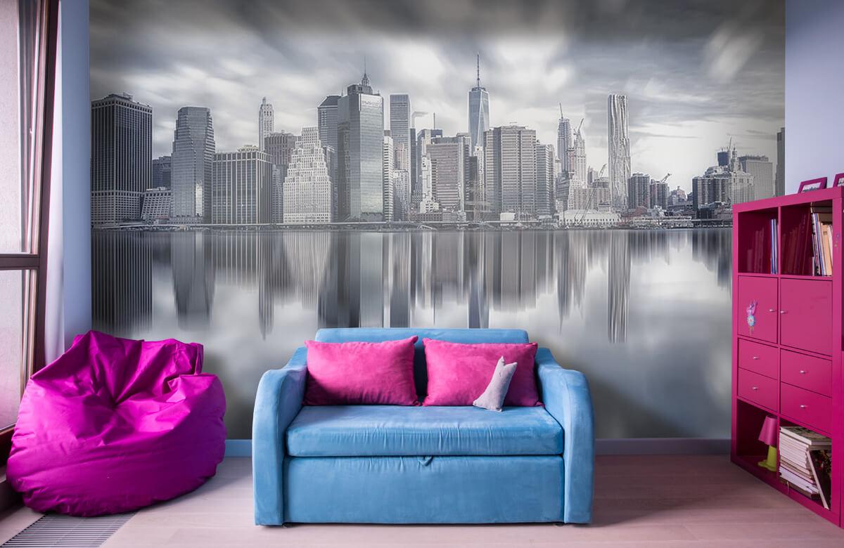 Manhattan Reflection 5
