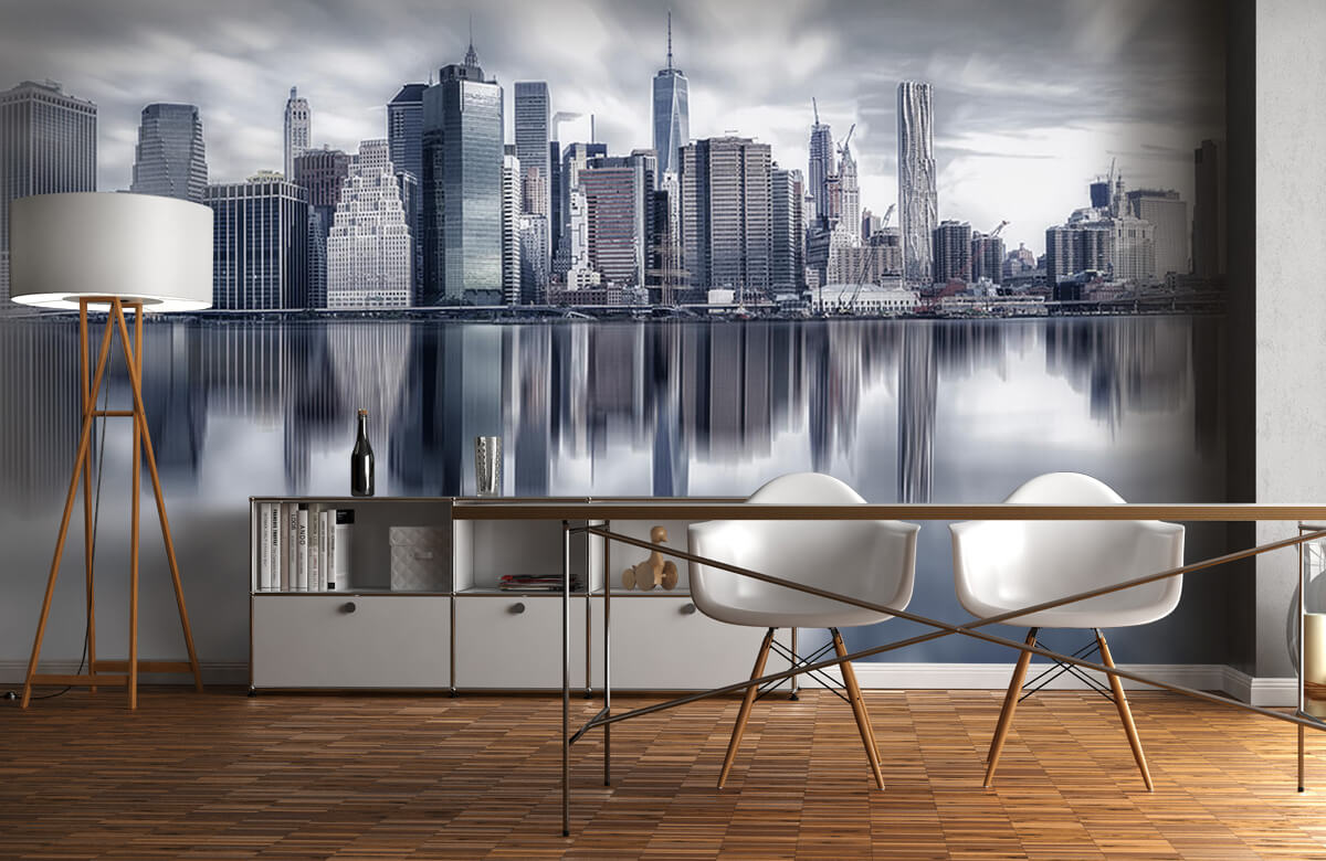 Manhattan Reflection 1