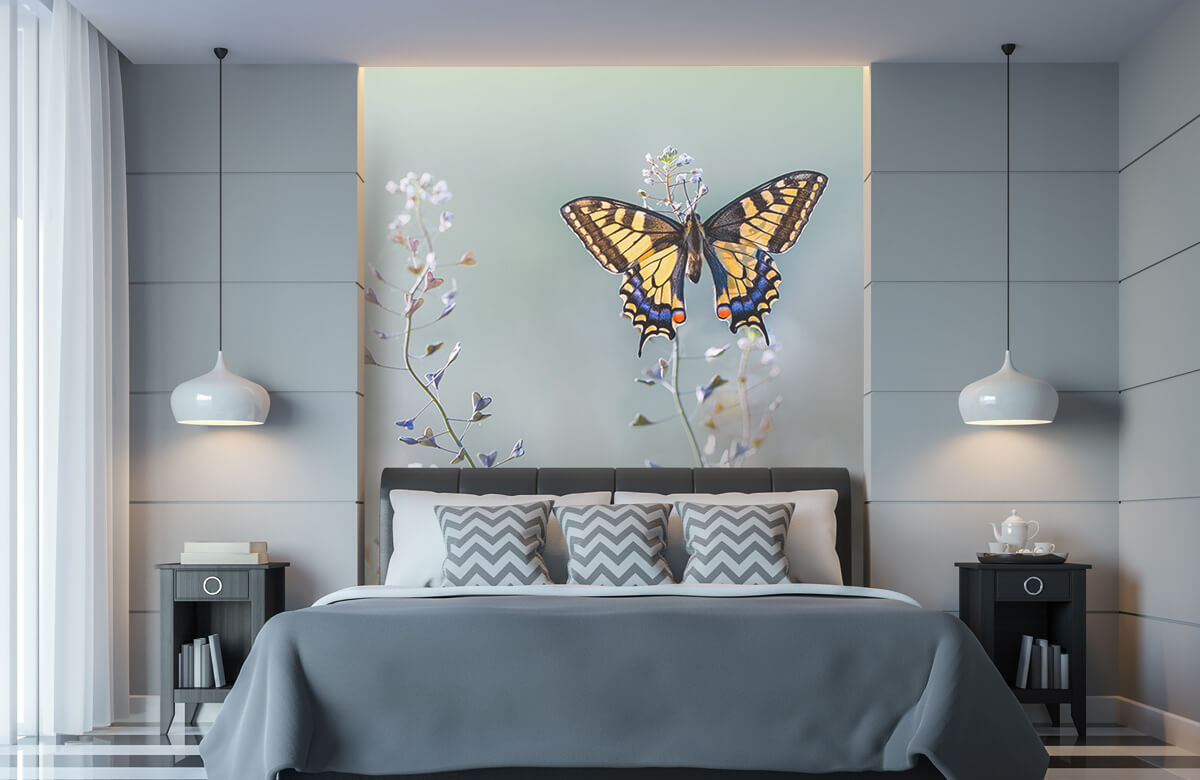 Macro Swallowtail beauty 9