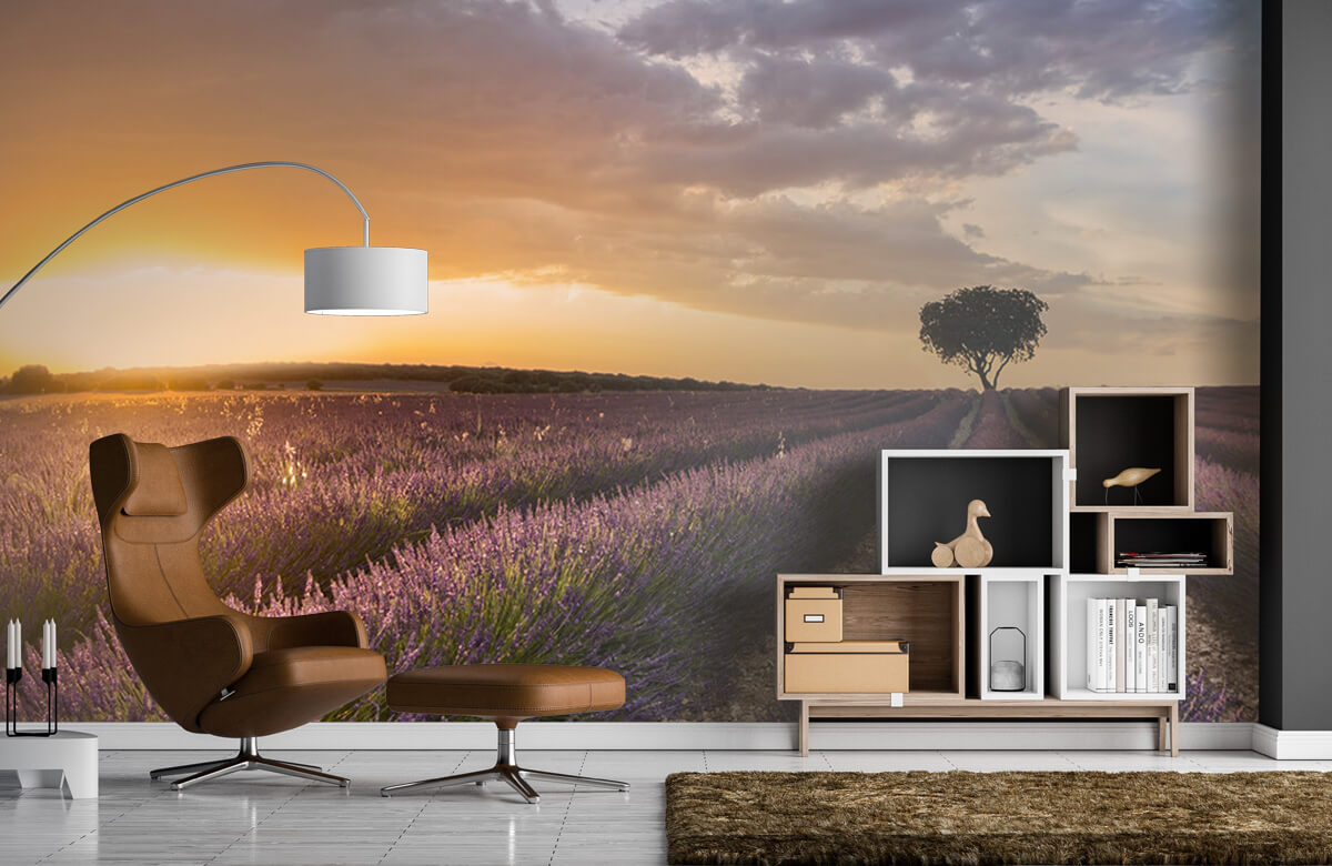 Landscape Destination lavender 7