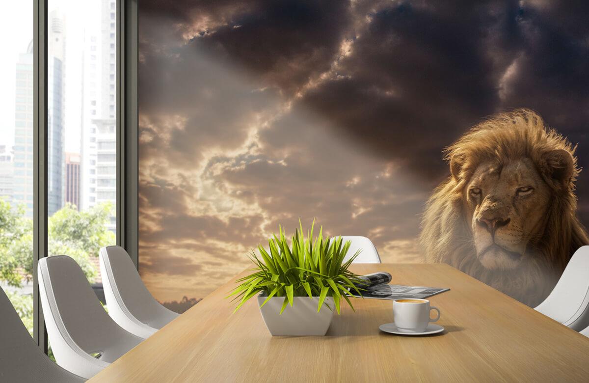 Animals Adventures on Savannah - The Lion King 4