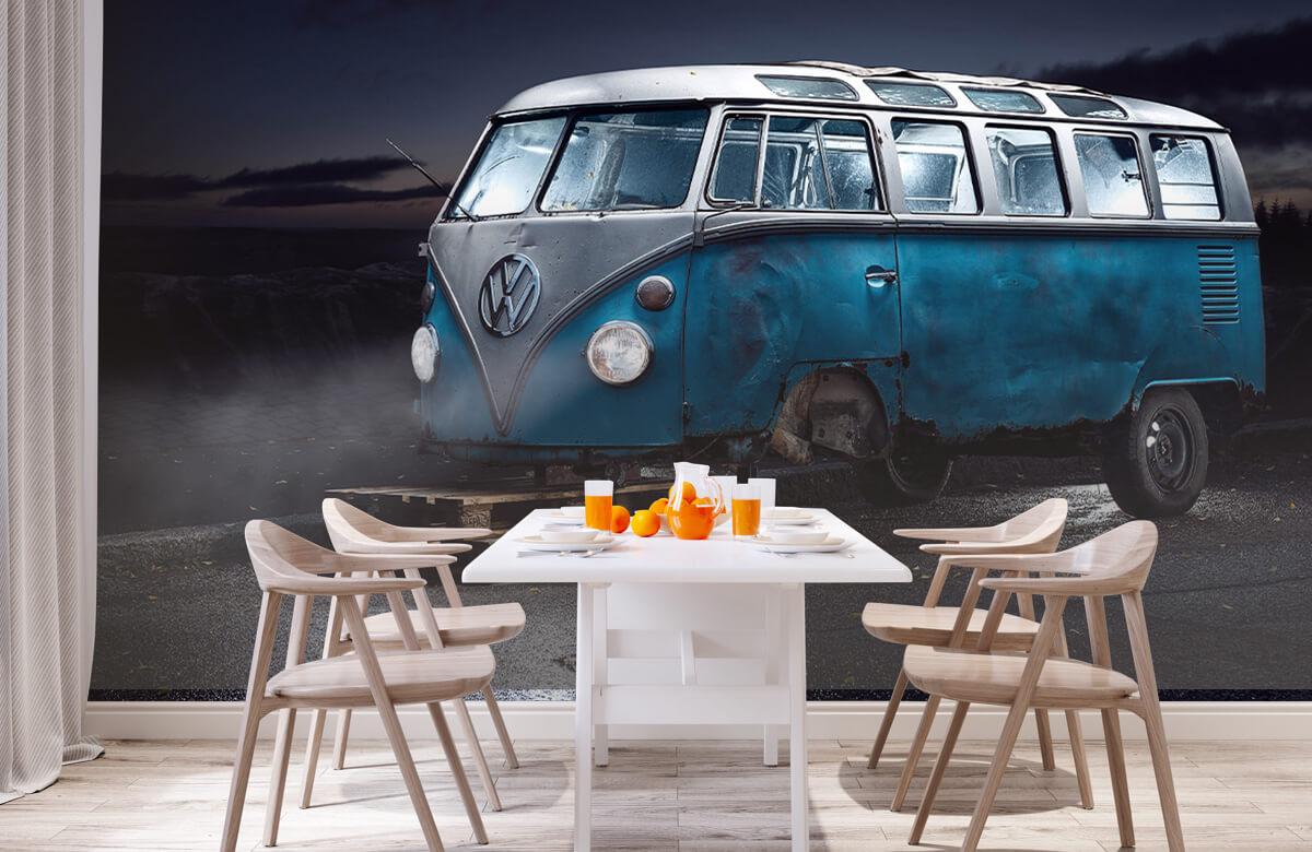 Creative-edit VW Kleinbus 1