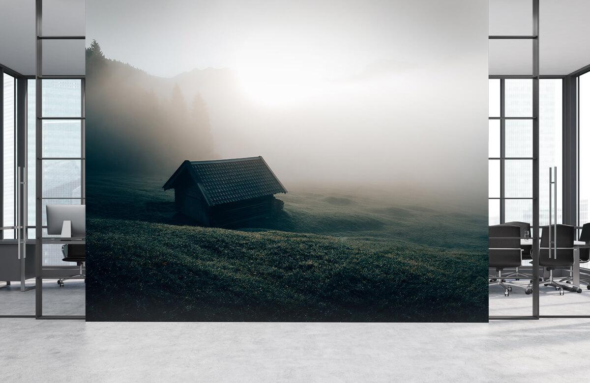 Wallpaper Beierse Alpen 5