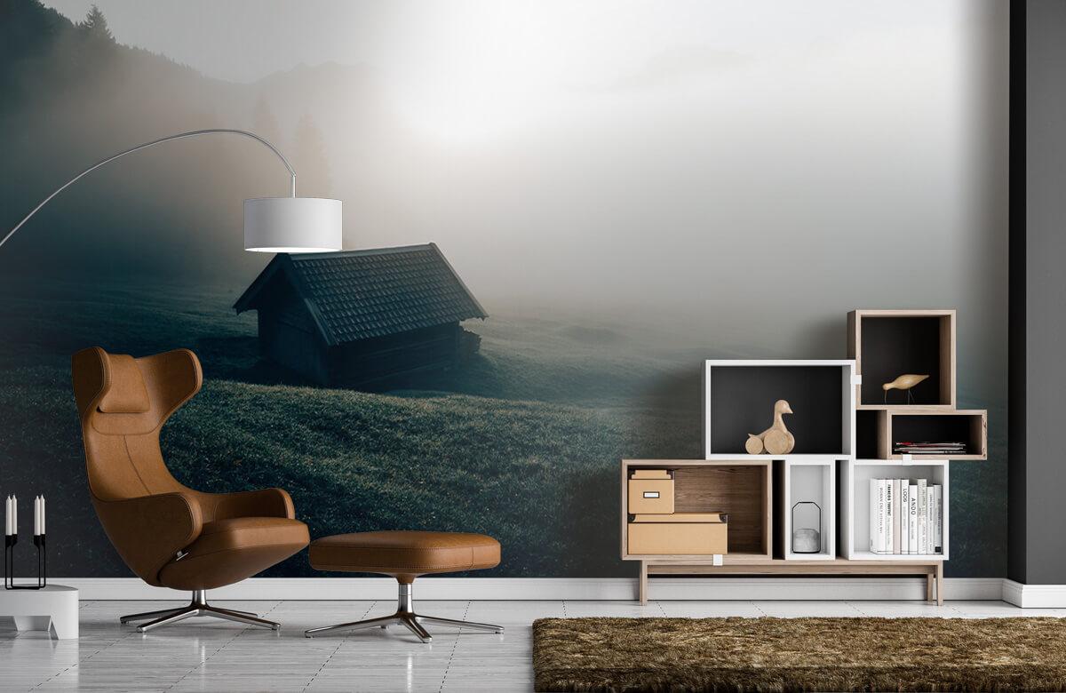 Wallpaper Beierse Alpen 7