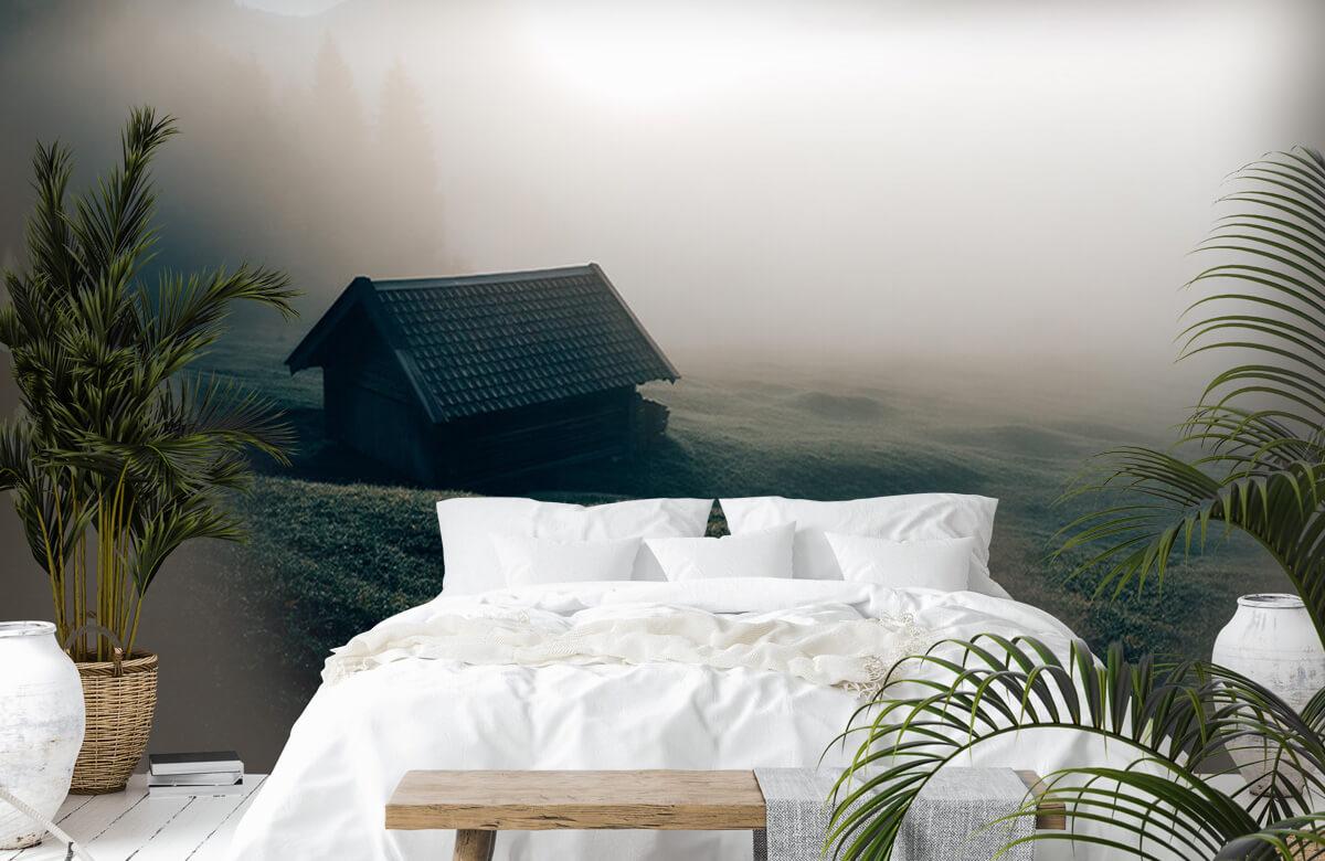 Wallpaper Beierse Alpen 8
