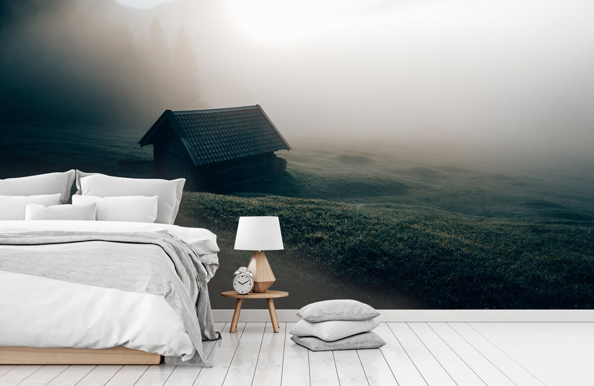 Wallpaper Beierse Alpen 2