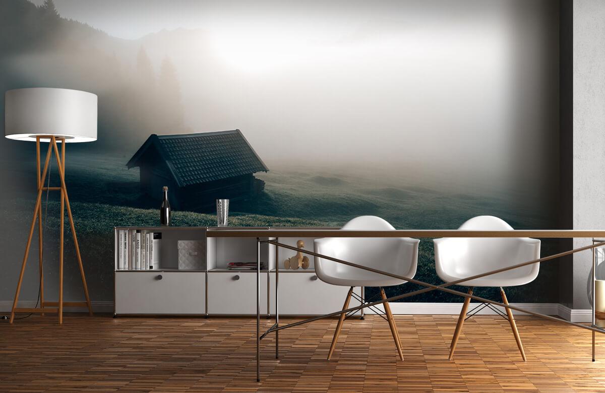 Wallpaper Beierse Alpen 1
