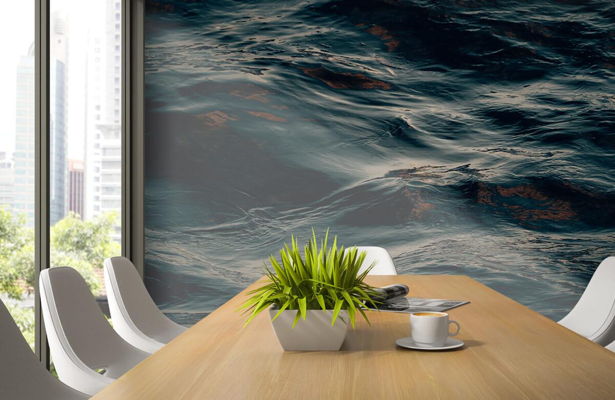 Wallpaper Oceaan golven 2