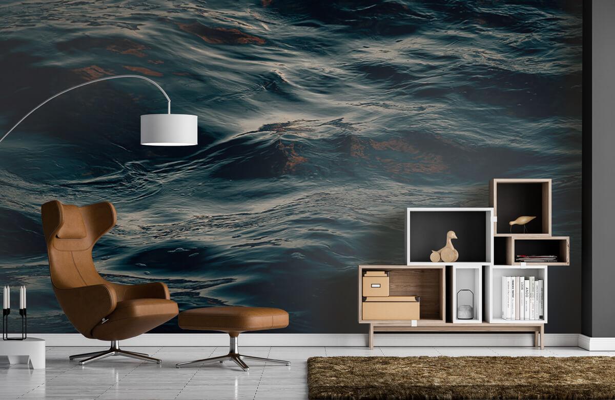 Wallpaper Oceaan golven 4