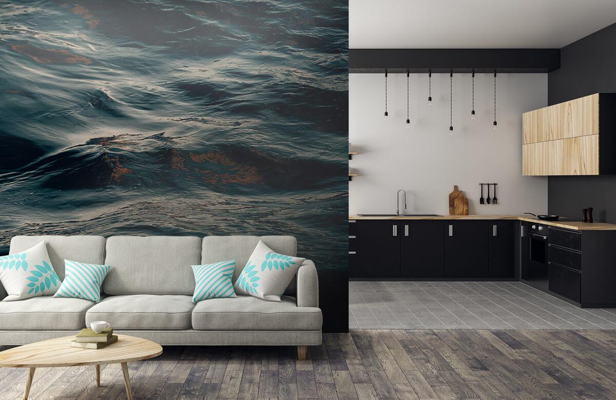 Wallpaper Oceaan golven 5