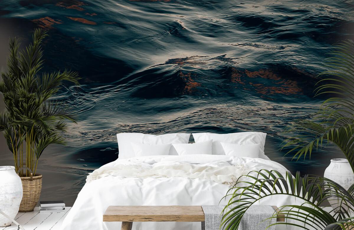 Wallpaper Oceaan golven 6