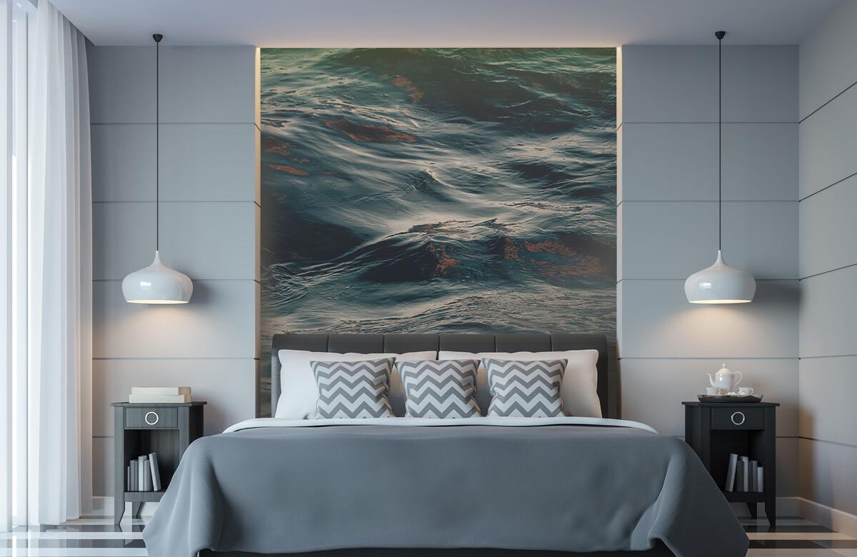 Wallpaper Oceaan golven 8