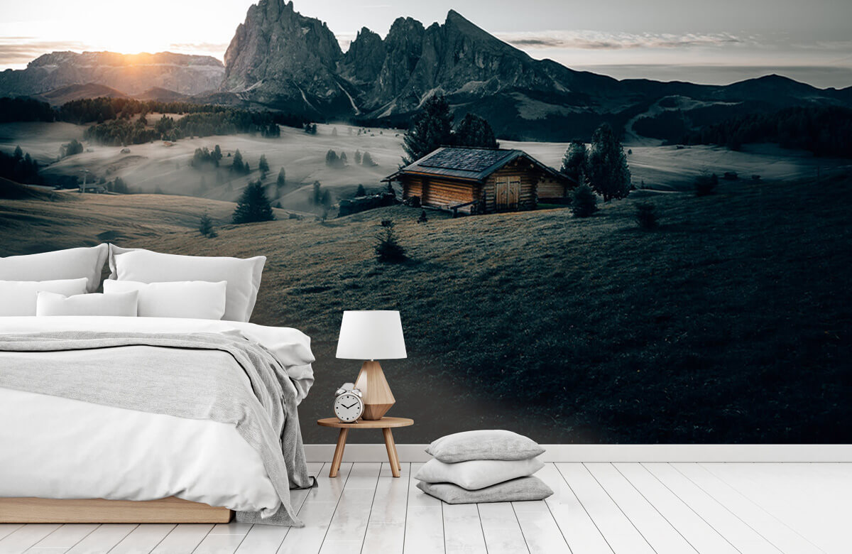 Wallpaper Landschap Zuid-Tirol 10