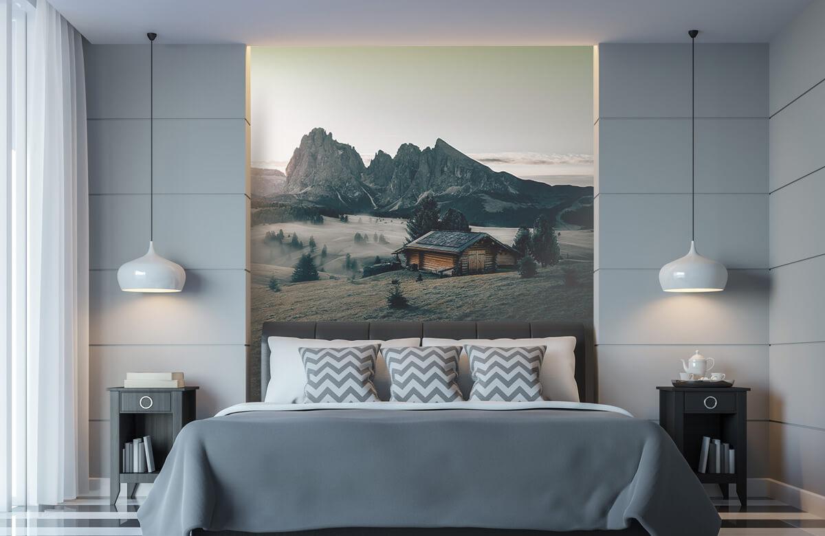 Wallpaper Landschap Zuid-Tirol 3