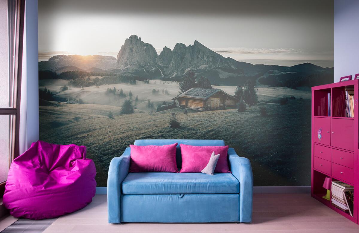 Wallpaper Landschap Zuid-Tirol 5