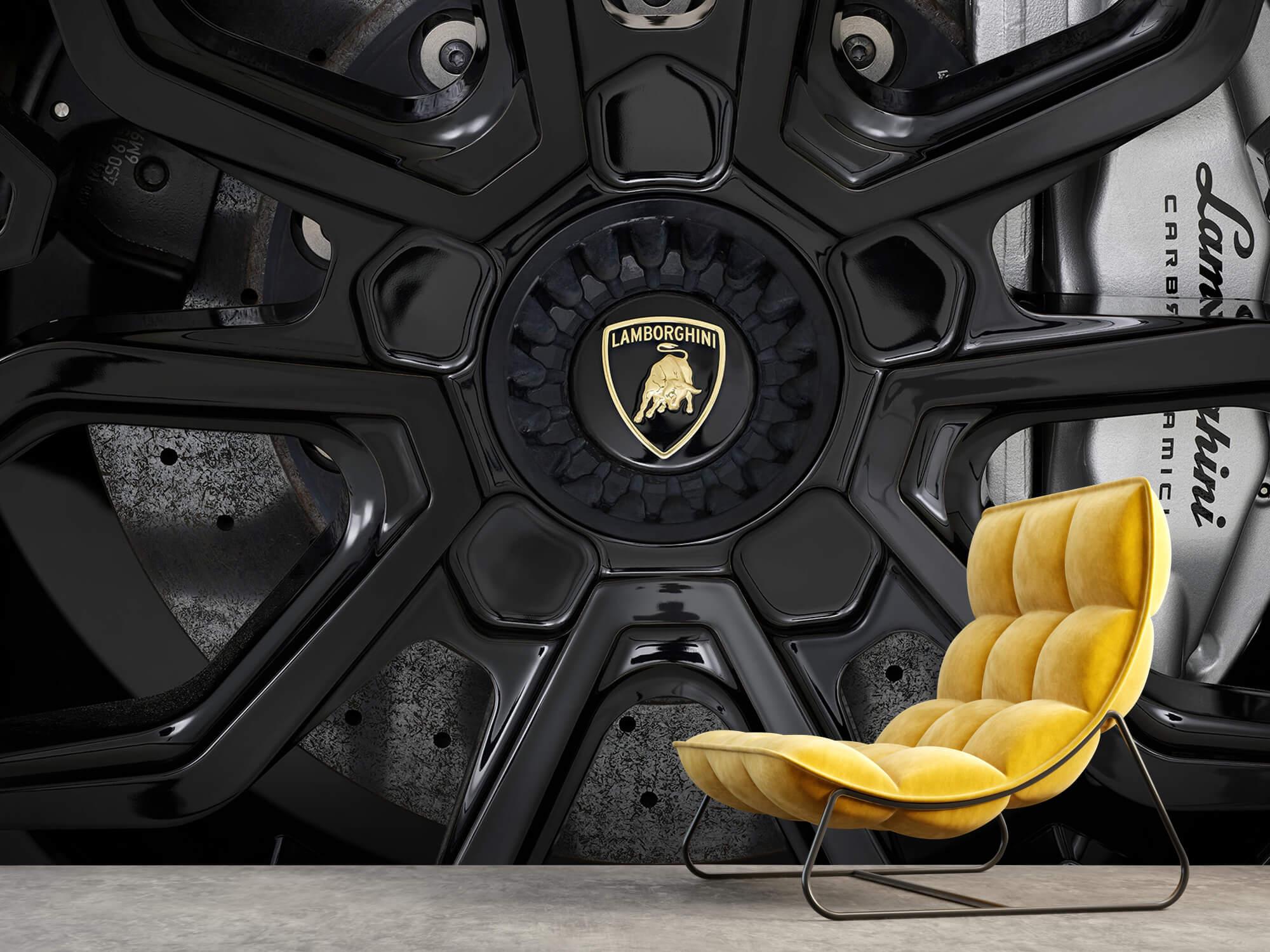 Pattern Lamborghini Huracán - Velg 11