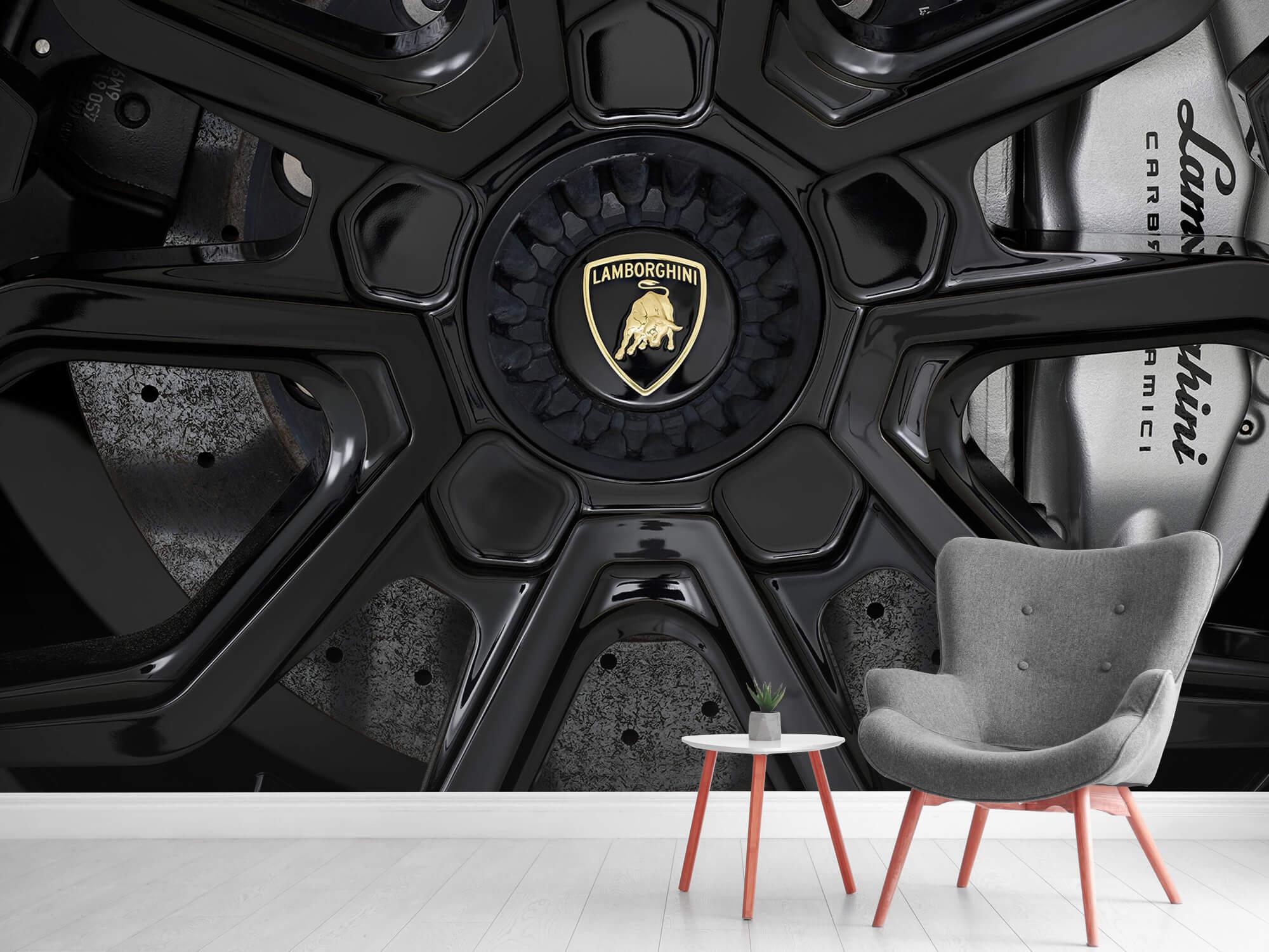 Pattern Lamborghini Huracán - Velg 13